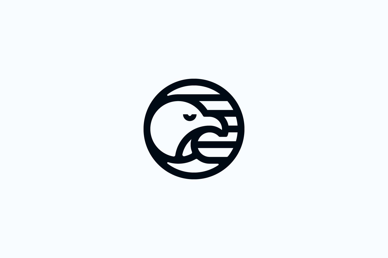 All Americans eagle symbol
