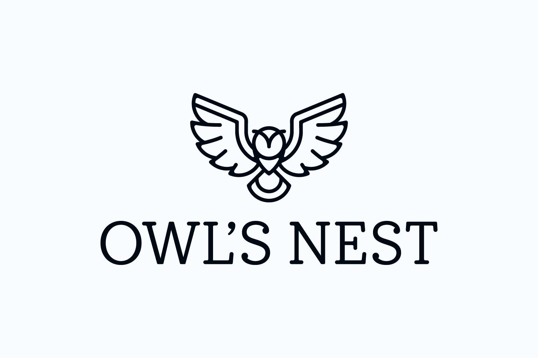 Owl's Nest logo
