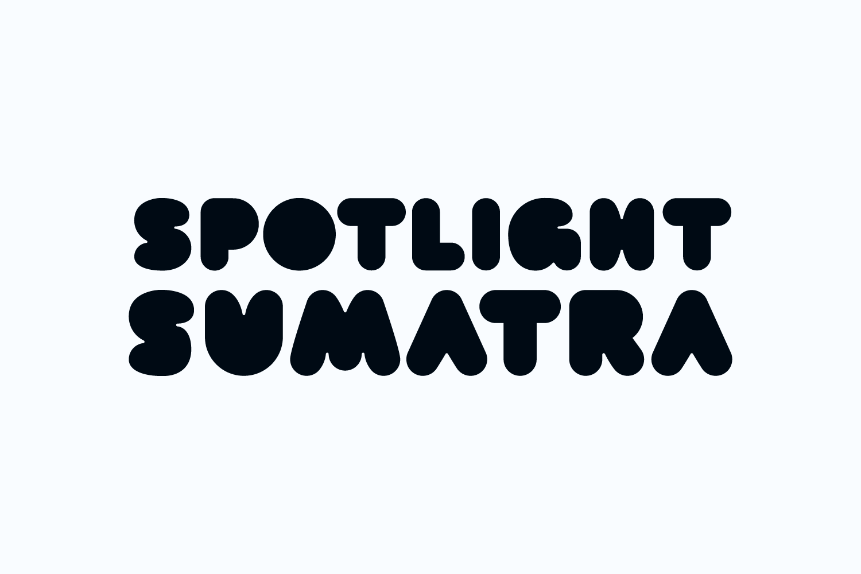 Spotlight Sumatra wordmark