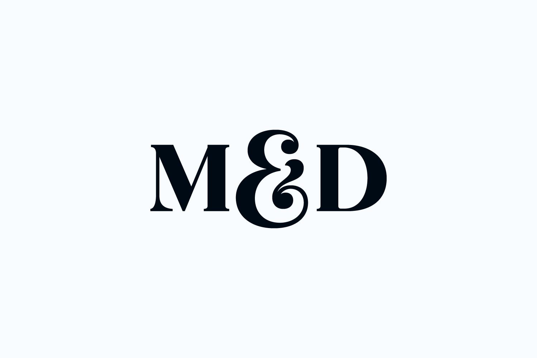 Ten Years monogram