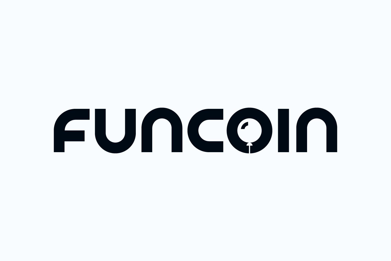 Funcoin wordmark